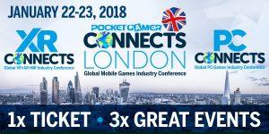 Pocket Gamer Connect