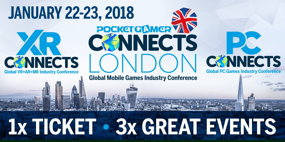 Pocket Gamer Connect