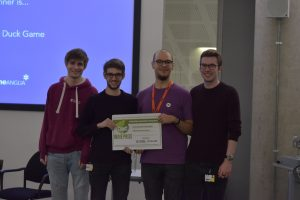 Monkey Hat Games wins Indie Prize at University of Suffolk